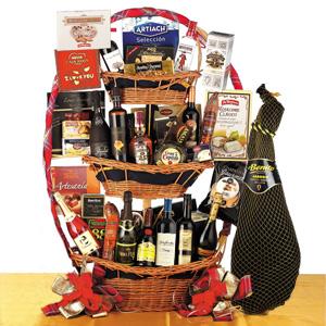 cestas de navidad para empresas