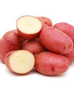 patata roja - Frutería de Valencia