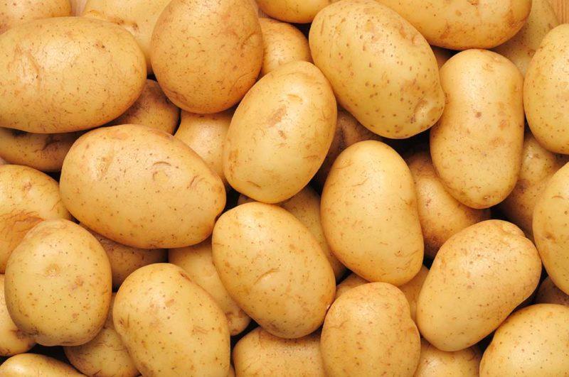 patatas guarnicion - Frutería de Valencia