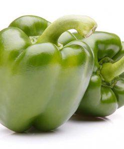 pimiento verde - Frutería de Valencia
