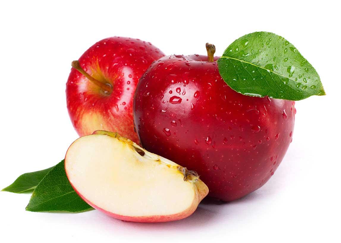 manzanas rojas - Frutería de Valencia