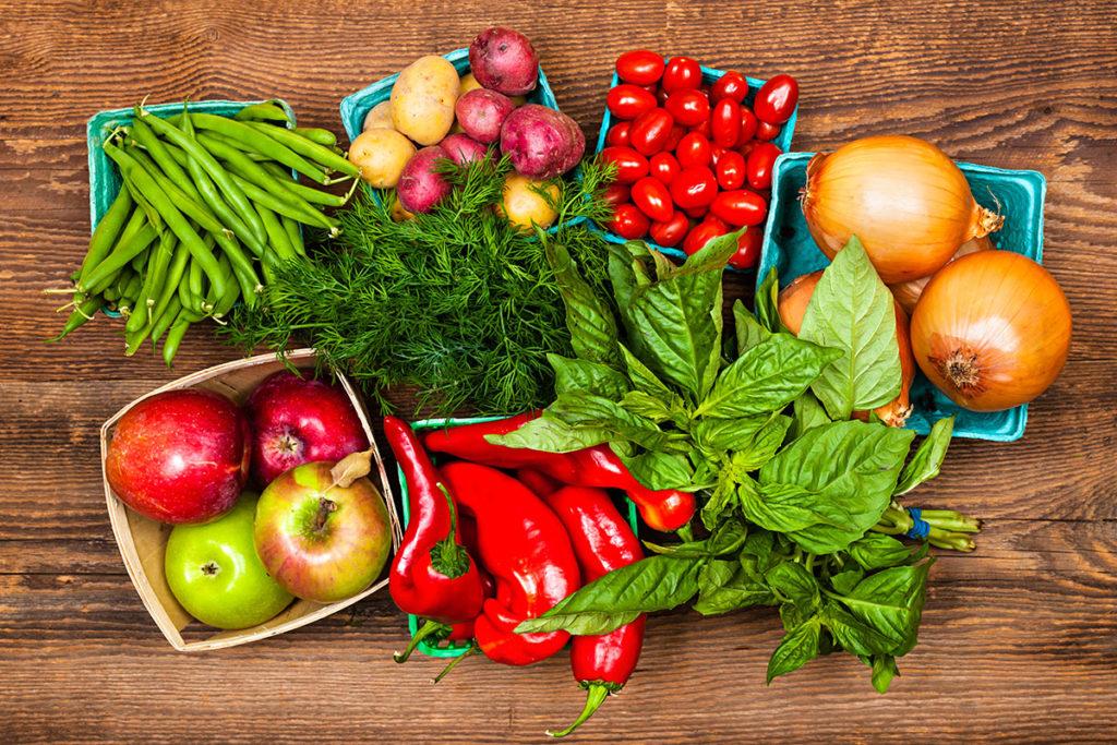 productos organicos - Fruteria de Valencia