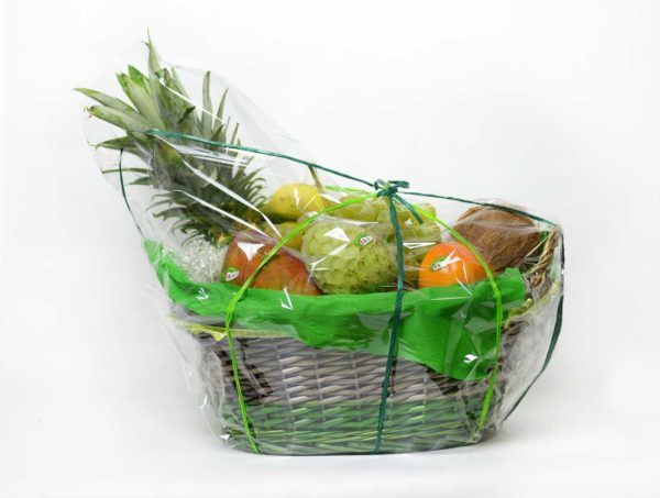 cestas de frutas