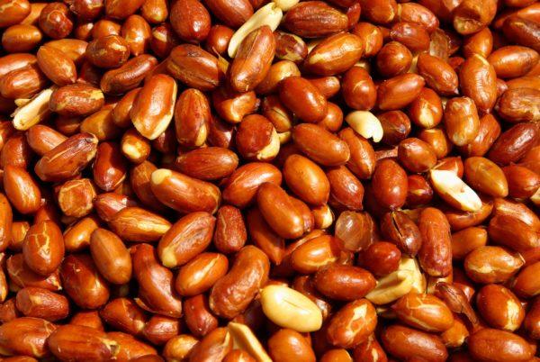 cacahuete frito - Fruteria de Valencia