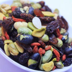 ensalada de frutos secos - Frutería de Valencia