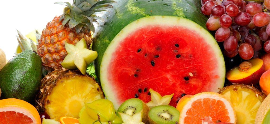 Calorias de las frutas más veraniegas - Fruteria de Valencia