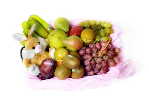 Cestas de frutas para regalo