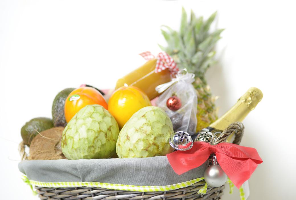 Cestas frutas a domicilio