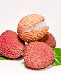 Litchis Fruta Tropical