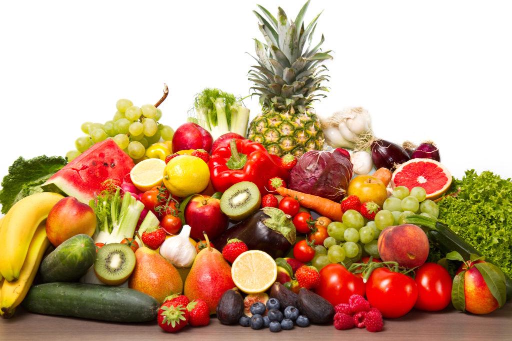frutas y verduras online