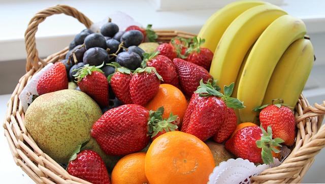 Cestas de frutas regala salud - Frutería de Valencia