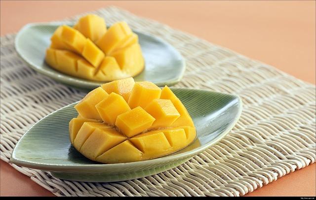 Propiedades del mango - Frutería de Valencia